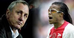 Cruyff y Davids. | LD