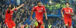 Johson celebra su gol en Stamford Bridge. | EFE