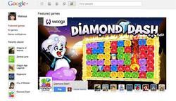 Los juegos en Google+ tienen una pestaña propia. | Google