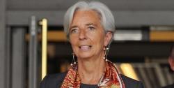 La nueva directora gerente del FMI, la francesa Christine Lagarde. | EFE