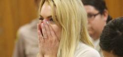 La actriz Lindsay Lohan, de nuevo en el juzgado | Efe