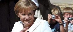 Angela Merkel.   Archivo