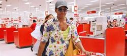 Michelle Obama, de compras   LA TIMES