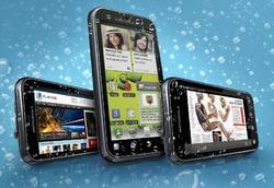 El móvil todoterreno Defy+. | Motorola