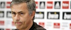 José Mourinho, en rueda de prensa | Agencias