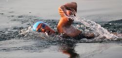 La nadadora estadounidense de 61 años, Diana Nyad. | EFE