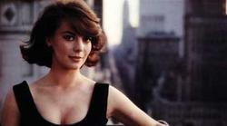 La actriz Natalie Wood