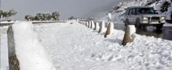 Nieve en Ávila | Archivo