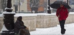 Nieve en Burgos | Archivo