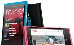 Los Lumia de Nokia | Archivo