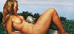 La Olympia de Magritte