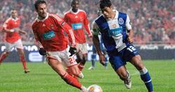 Imagen de un Oporto - Benfica de esta temporada.