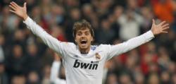 Pedro León, durante un partido con el Real Madrid la pasada temporada. | EFE