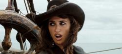 Penélope Cruz en Piratas del Caribe 4
