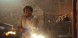 James Marsden en Perros de Paja, ya en cines