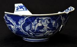 Una de las explícitas escenas de la porcelana | EFE