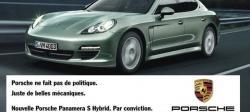 El anuncio de Porsche.