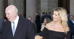 Ramón Rato, junto a su hija Patricia | EP