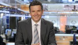 """Roberto Arce en el plató de """"Antena 3 Noticias"""""""