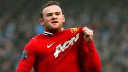 Wayne Rooney celebra el primer gol marcado ante el City. | EFE