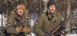 Carmelo Gómez y Juan Diego Botto en Silencio en la nieve, ya en cines