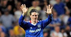 Torres celebra su primer gol en la Premier con el Chelsea.   EFE