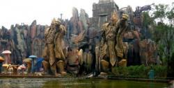 El parque temático chino World of Joyland