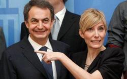 El presidente del Gobierno y su esposa, Sonsoles Espinosa | Archivo
