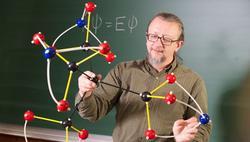 Robert Zoellner, el profesor que ha publicado un artículo sobre la molécula. | U.Humboldt