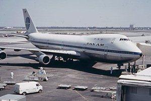 Jumbo propiedad de la Pan American. | Flickr/[GTurPin]