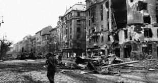 Budapest, en octubre de 1956 | Corbis