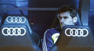 Iker Casillas, portero del Real Madrid. |EFE