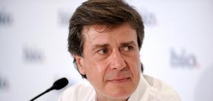 Cayetano Martínez de Irujo, presidente de la Asociación de Deportistas. | Archivo