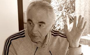 Clifford Luyk, durante la entrevista concedida a Tirando a Fallar.