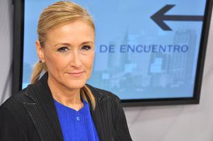 Cristina Cifuentes, delegada del Gobierno en Madrid. | Archivo