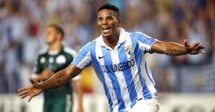 Eliseu celebra su gol al Panathinaikos. | EFE