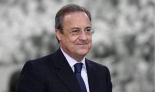 Florentino Pérez, en una foto de archivo