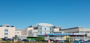 El exterior del hospital | LD