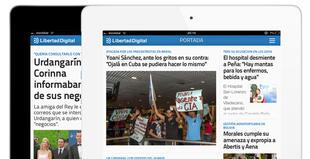 El nuevo Libertad Digital para iPad