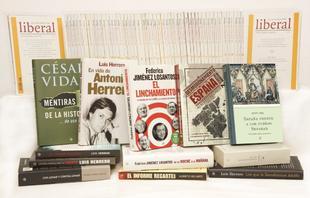 Todos los libros incluidos en la oferta. | LD