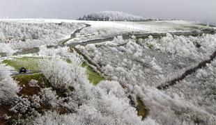 Nieve en Galicia | EFE
