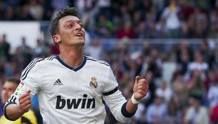 Mesut Özil, jugador del Real Madrid. | Cordon Press