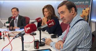 Pedro J. en la tertulia de 'Es la mañana de Federico', en esRadio   Archivo