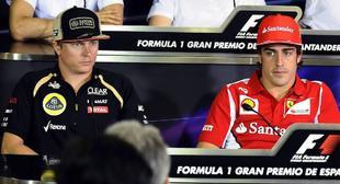 Raikkonen formará pareja con Fernando Alonso en Ferrari. | Archivo