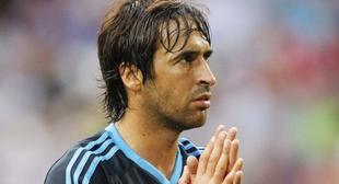 Raúl vivirá su homenaje en el Bernabéu. | Archivo