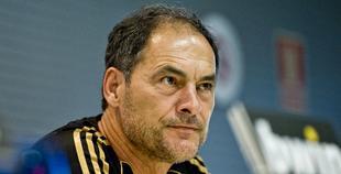 Silvino Louro, entrenador de porteros del Real Madrid.   Cordon Press/Archivo