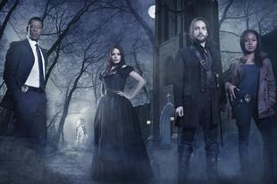 Los protagonistas de Sleepy Hollow