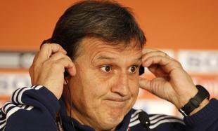 Tata Martino, nuevo entrenador del Barcelona. | Cordon Press