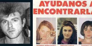 Antonio Anglés, asesino de las niñas de Alcasser.   Archivo