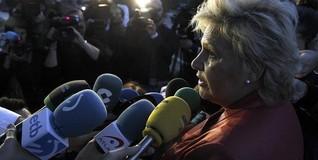 Ángeles Pedraza, presidenta de la AVT.
